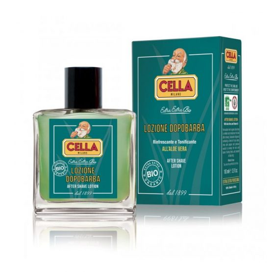 Cella Milano Bio Aftershave Lotion