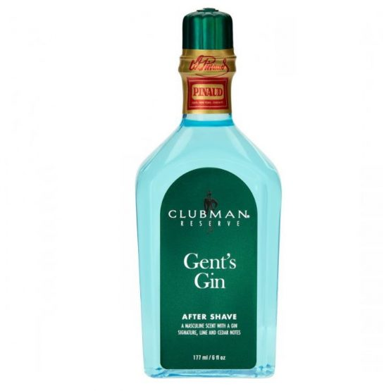Pinaud Clubman Aftershave Gin