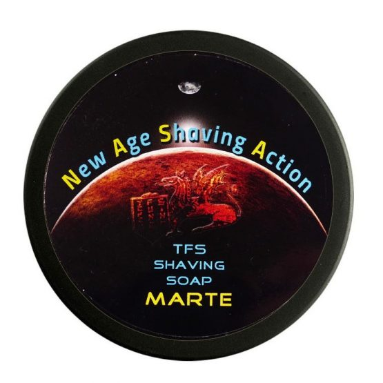 TFS Parranajosaippua NASA Marte