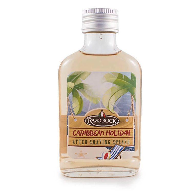 RazoRock Caribbean Holiday Aftershave