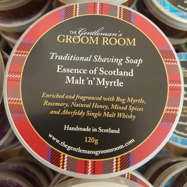Essence of Scotland Malt and Myrtle