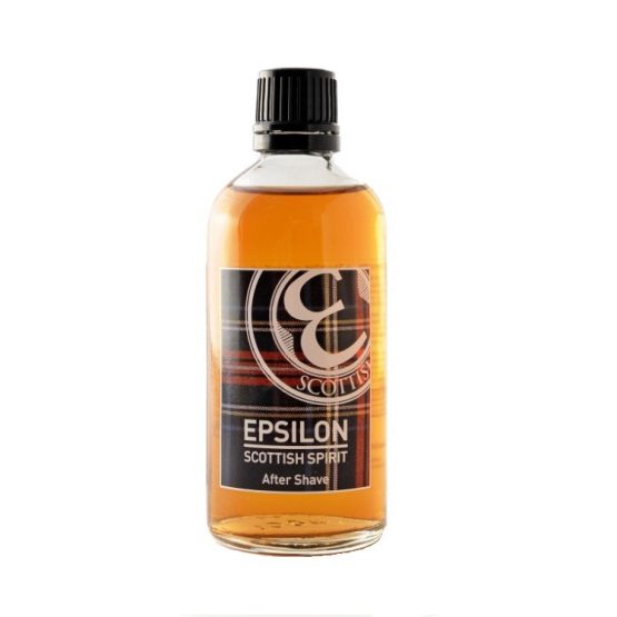 Epsilon Scottish Spirit Aftershave