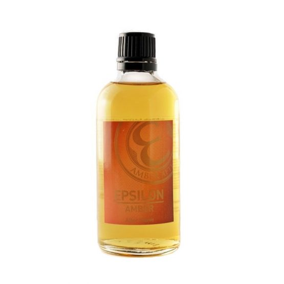 Epsilon Amber Aftershave