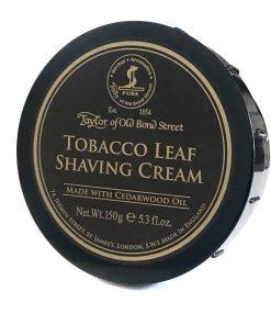 Taylor of Old Bond Street Tobacco Leaf Parranajosaippua